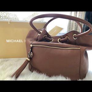 Brand New Michael Kors Leather Bag